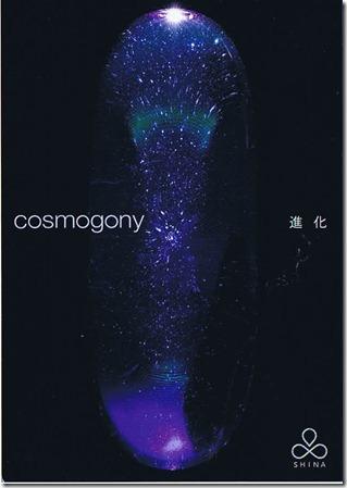 狩野智宏 個展 cosmogony 進化