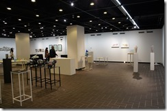 ガラス教育機関合同作品展 (GEN展) ギャラリーB