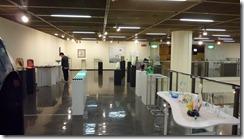 第5回ガラス教育機関合同作品展(GEN展) 横浜 神奈川県民ホール