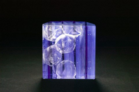 OnJourney ホーカン・ブロムクヴィストとカーリン・ヴェストマンによるガラスアート展