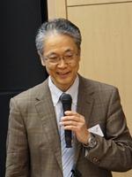 中井 泉 日本ガラス工芸学会会長・東京理科大学