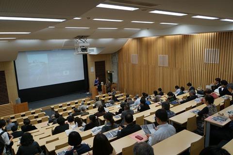 日本ガラス工芸学会 2015年度大会招待講演