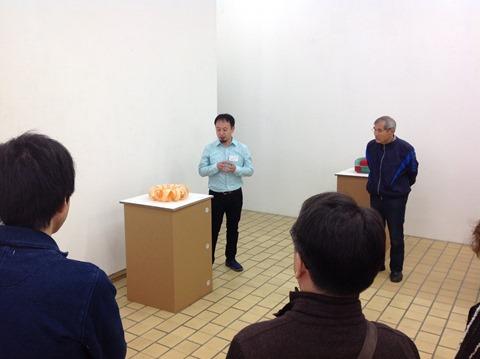 日本ガラス工芸学会 2015年度大会二日目作品解説