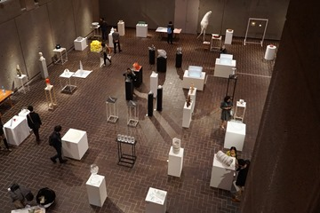 第9回ガラス教育機関合同作品展 (GEN展)ギャラリーA