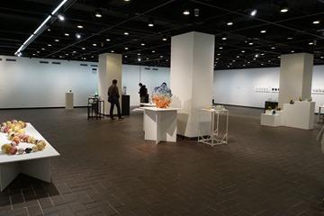 第9回ガラス教育機関合同作品展 (GEN展)ギャラリーB