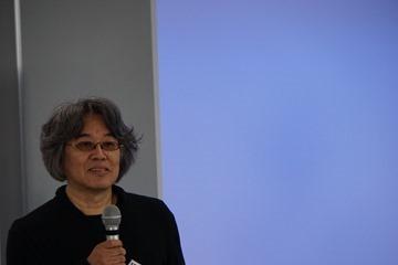 日本ガラス工芸学会2016大会実行委員長 池本先生のご挨拶