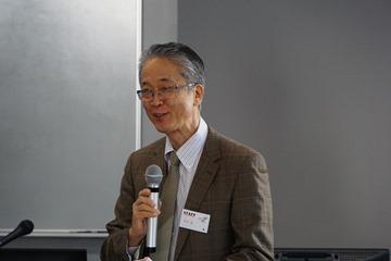 日本ガラス工芸学会2016大会 中井会長のご挨拶