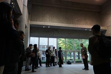 日本ガラス工芸学会2016大会 閉会のあいさつ