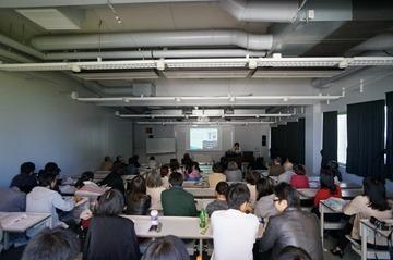 日本ガラス工芸学会2016大会 口頭発表