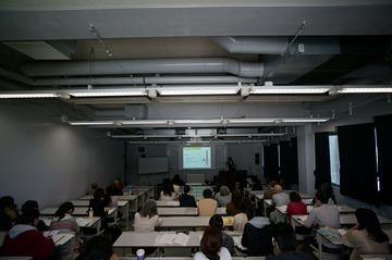 2016年度 日本ガラス工芸学会大会 口頭発表後半