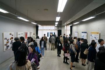 日本ガラス工芸学会大会2016ポスター発表(A発表4件,B発表5件)