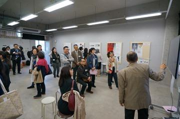 日本ガラス工芸学会2016大会藤原先生の作品紹介