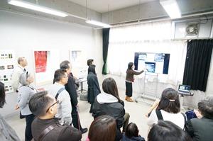 日本ガラス工芸学会2016年度大会パネル発表