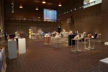 第11回ガラス教育機関合同作品展