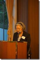 40周年祝賀会司会の池田様